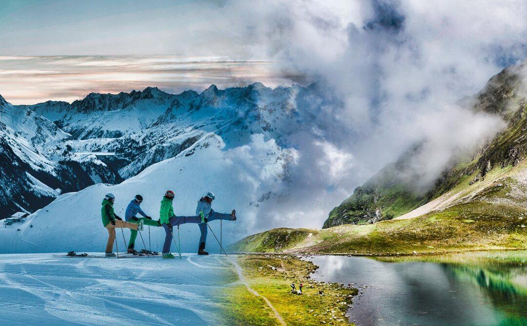 Vom Skigebiet zur Ganzjahresdestination