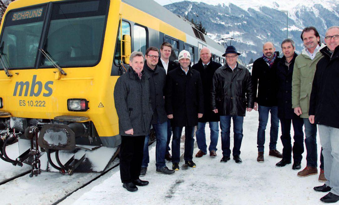 Projekt Bahnverlängerung der Montafonerbahn