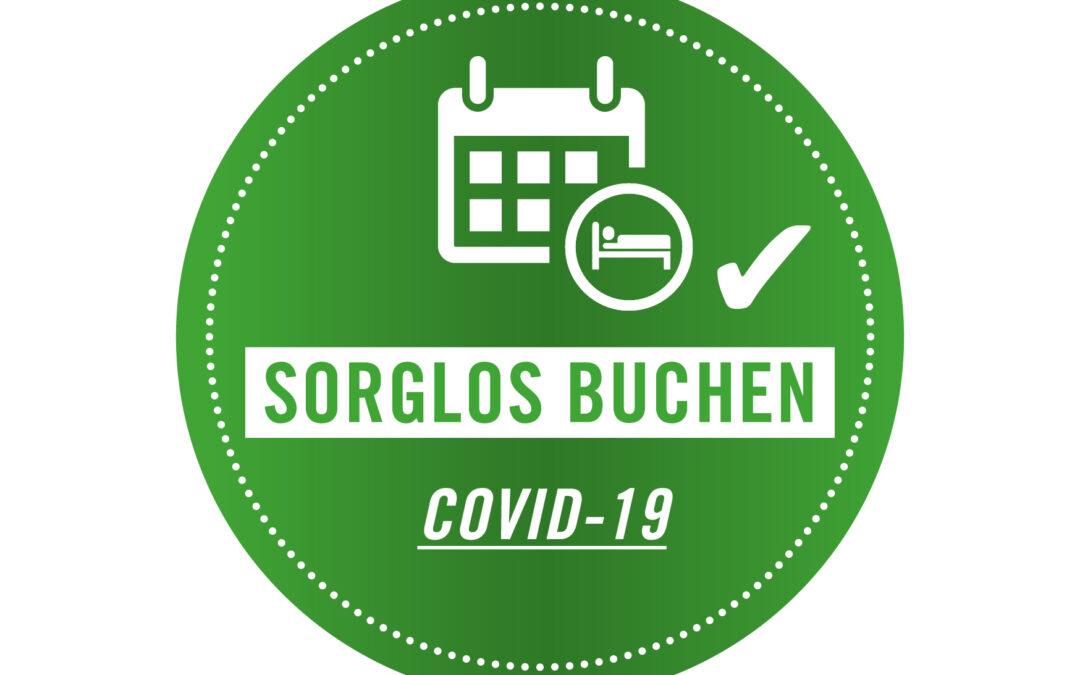 SORGLOS BUCHEN – verlängert bis 30.04.2022!