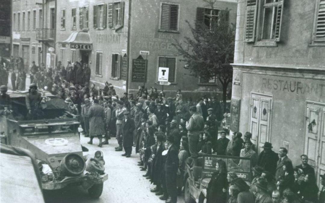 75 Jahre Frieden: Rückblick auf das Ende des zweiten Weltkrieges im Montafon