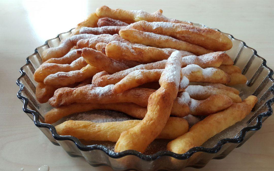 Rezept: Ärdöpfelnudla (Kartoffelnudeln)