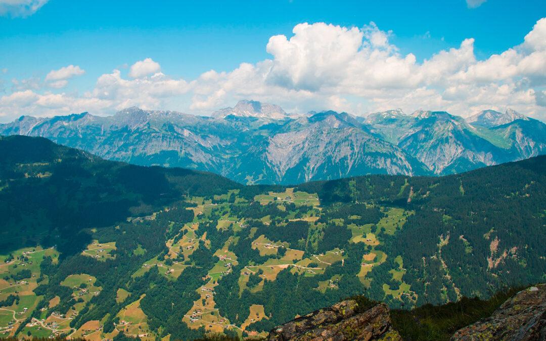 Montafon: Vorarlberg – Österreich – Deutschland