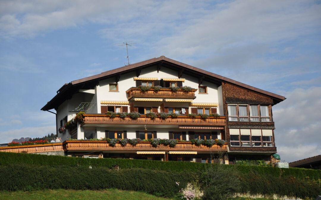 Ferienwohnungen Panorama im Gästehaus Rundblick
