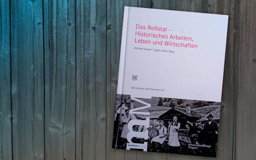 Buchtipp: Das Rellstal – Historisches Arbeiten, Leben und Wirtschaften