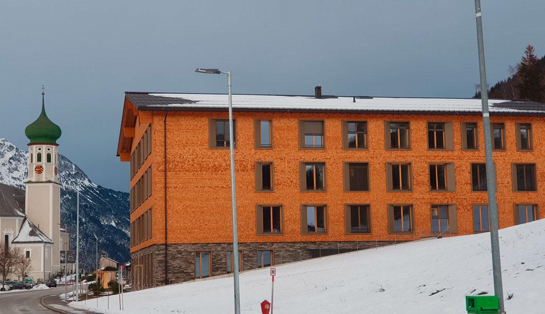 Entwicklung des Ortszentrums in Bartholomäberg