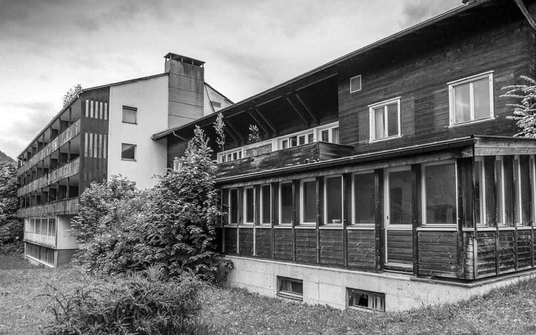 Aktuelle Baukultur in Schruns: Wandlung oder Verschandelung?