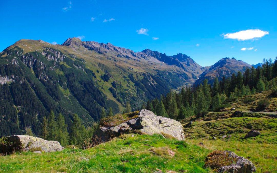 Einzigartige Naturschutzgebiete im Montafon