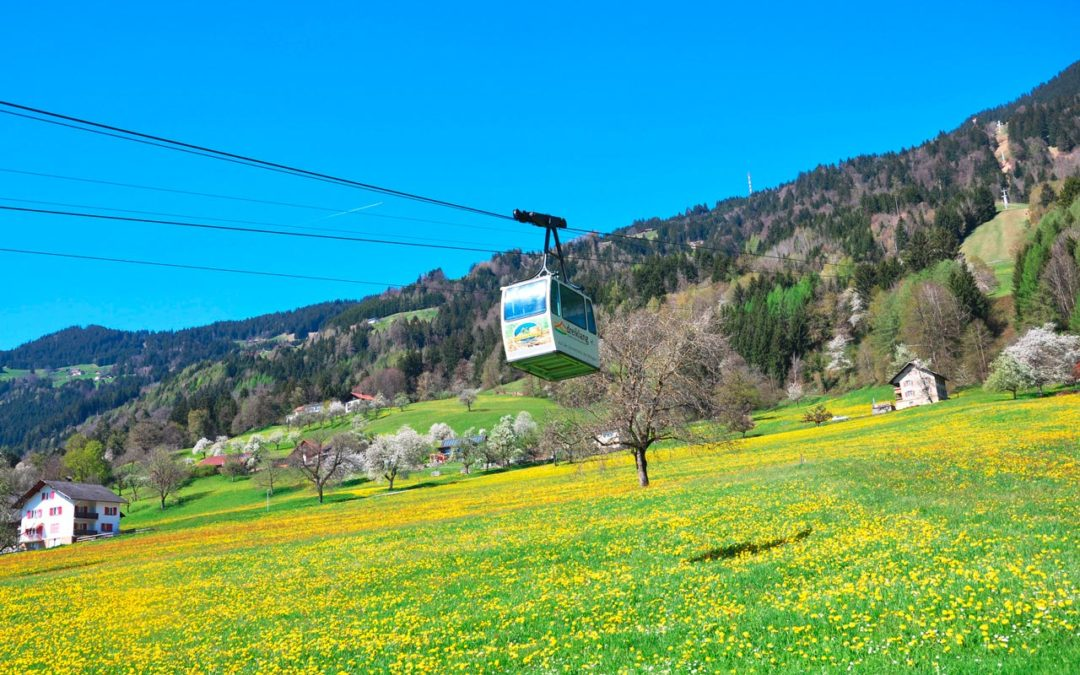 Bergbahn Schnifis