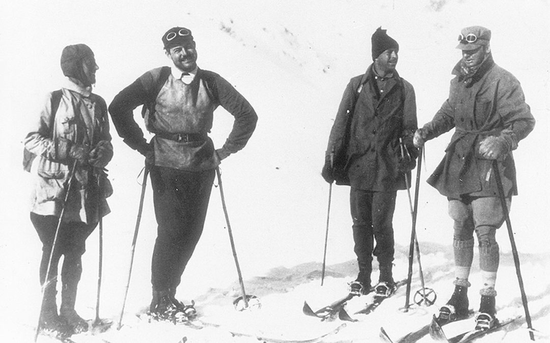 Erfolgsgeschichte Wintersport im Montafon