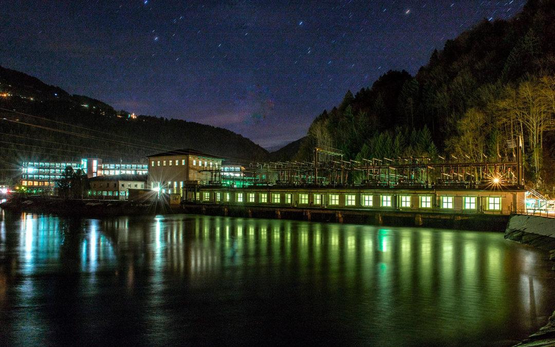 Wirtschaft im Montafon – Stromtourismus und Touristenstrom
