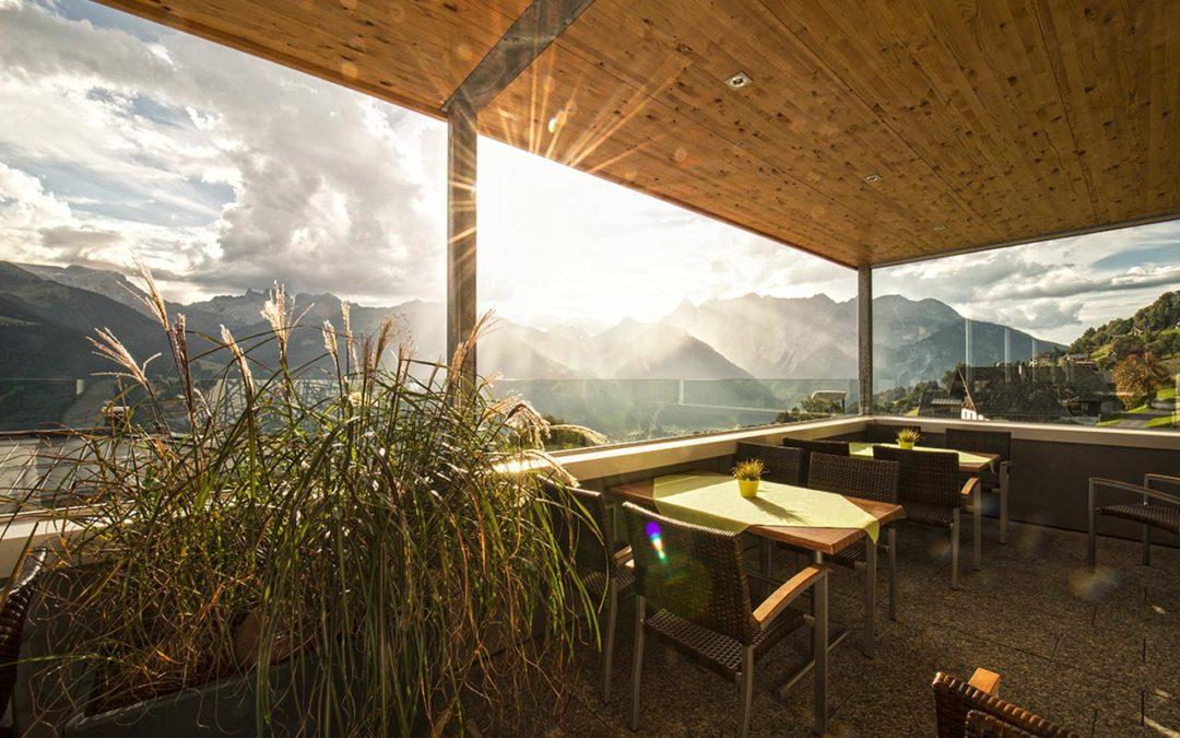 Restaurant im Hotel Bergerhof