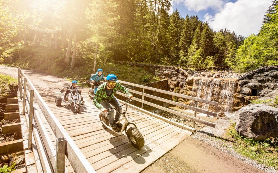 Mountain Cart: Downhill-Gokart fahren