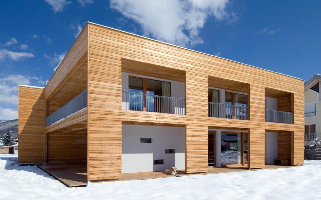 Holzhäuser im Montafon: Tradition oder Zukunft?