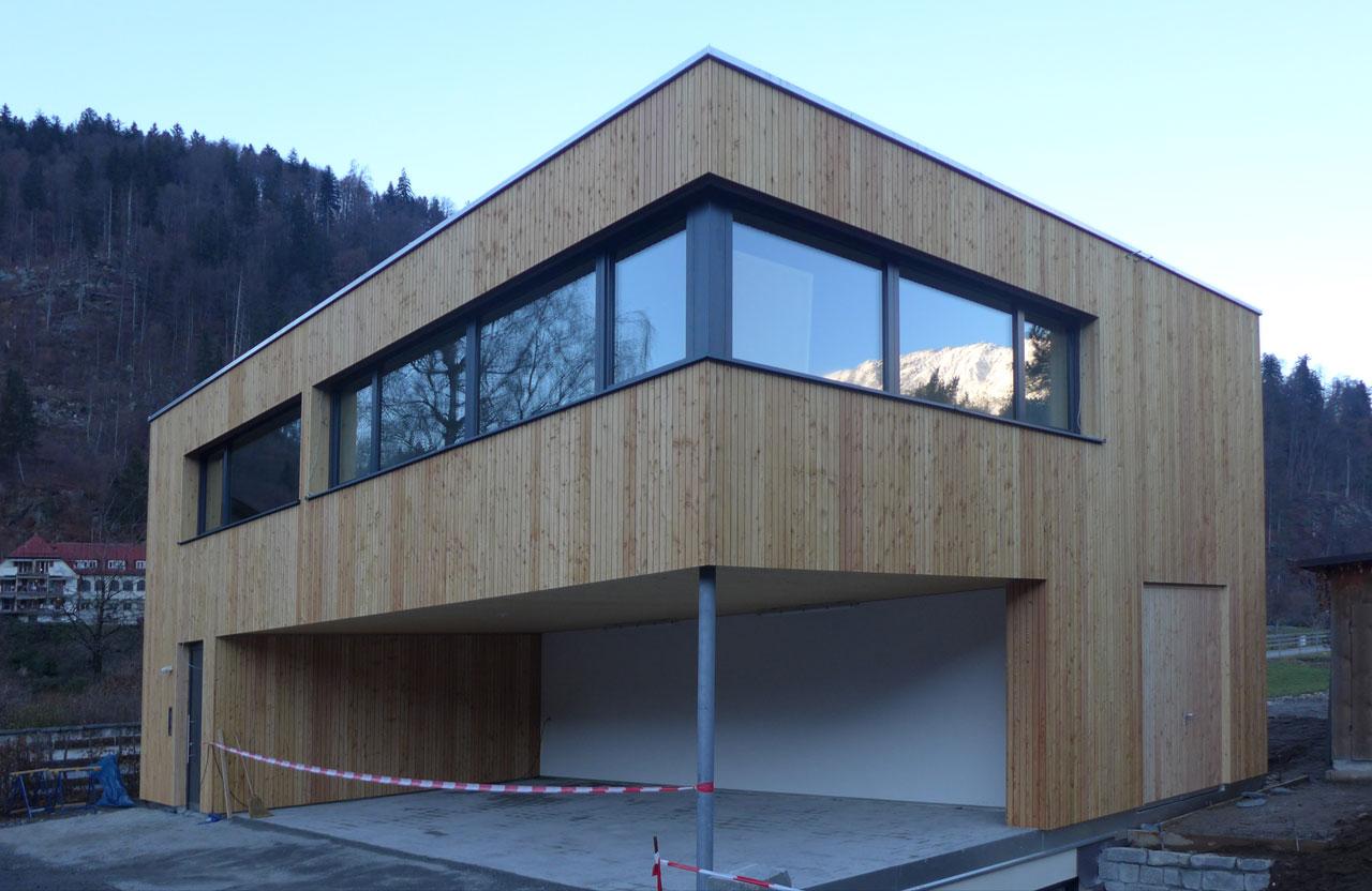 Foto: Zimmerei Mathies, St. Gallenkirch