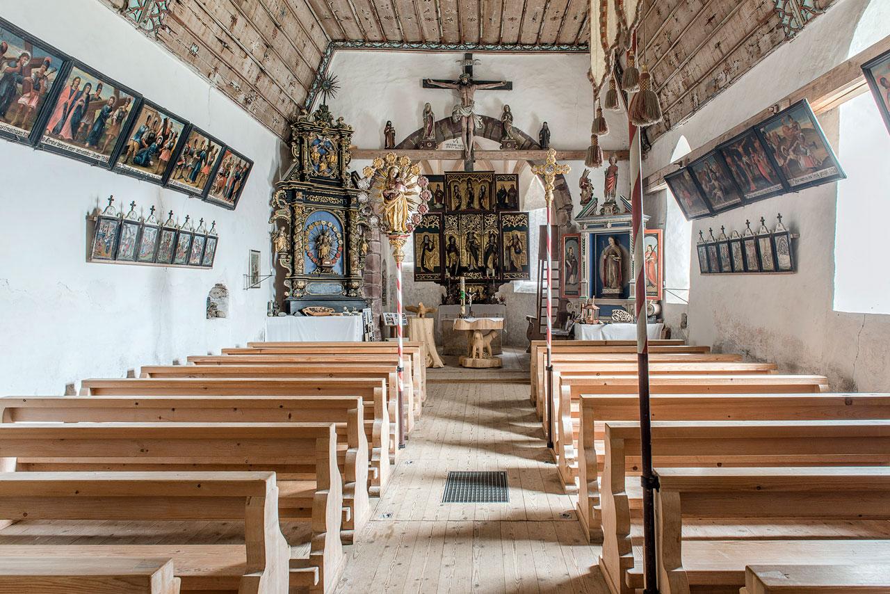 Agatha Kapelle Kristberg (Foto: Manfred Schlatter)