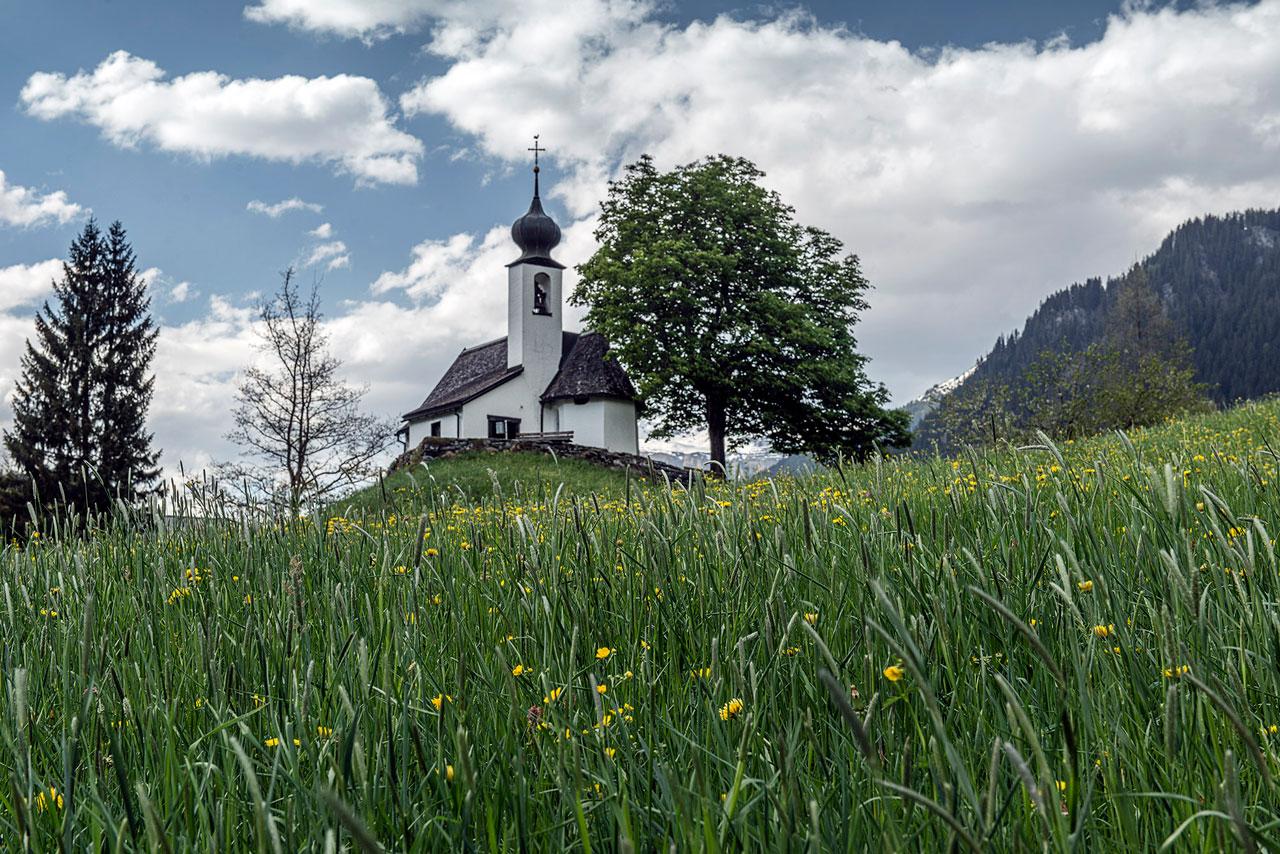 Kapelle Maria Schnee, Gaschurn (Foto: Manfred Schlatter)