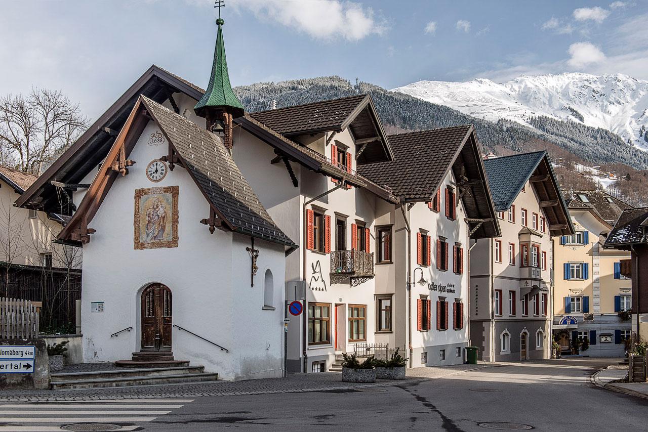 Litzkapelle Schruns (Foto: Manfred Schlatter)