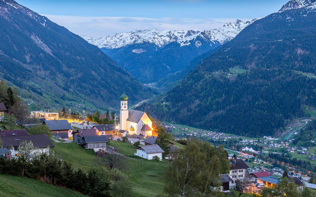 Kirchen und Barock im Montafon
