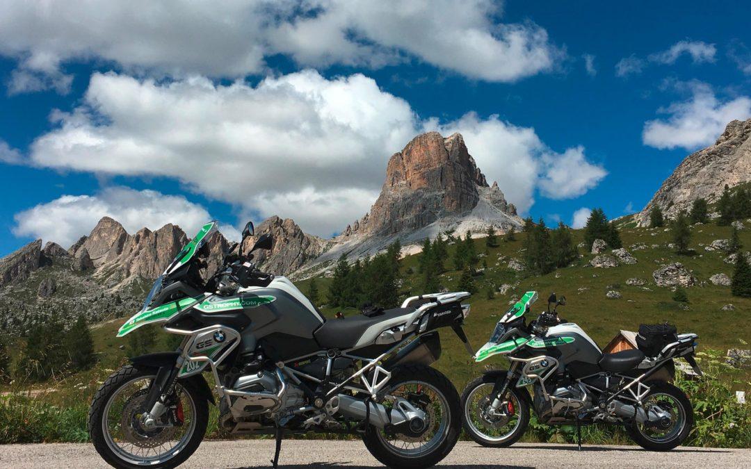 Motorradtouren rund ums Montafon