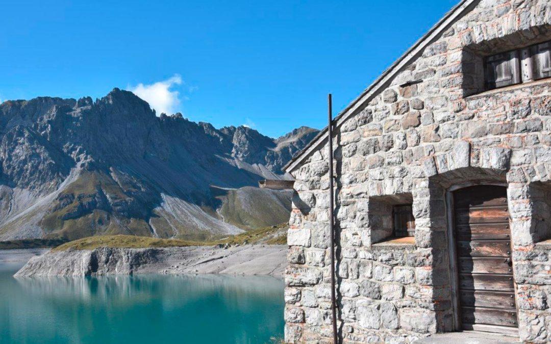 Berghütten als Wanderziele im Montafon