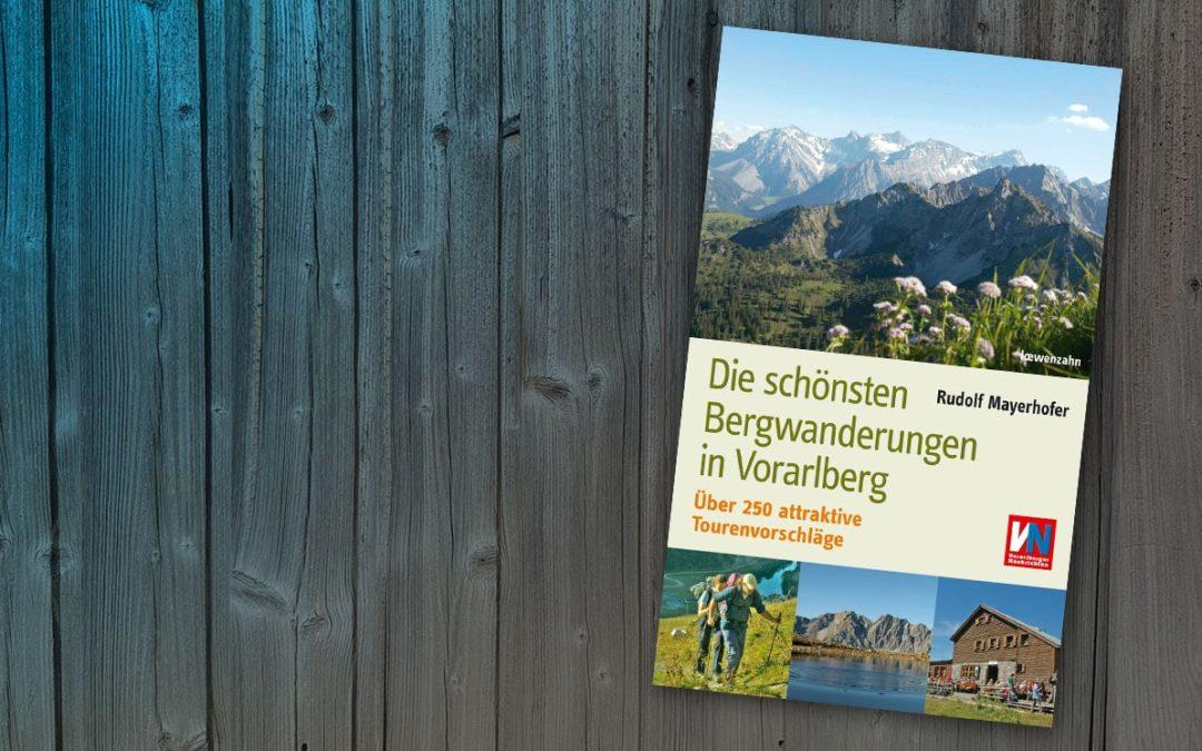 Buchtipp: Die schönsten Bergwanderungen in Vorarlberg