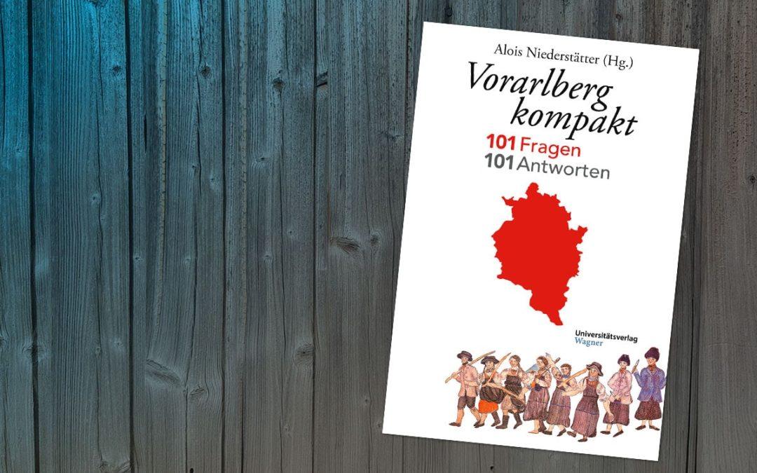 Buchtipp: Vorarlberg kompakt