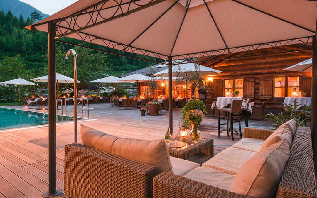 Restaurant Garfrenga am Alpencamping Nenzing