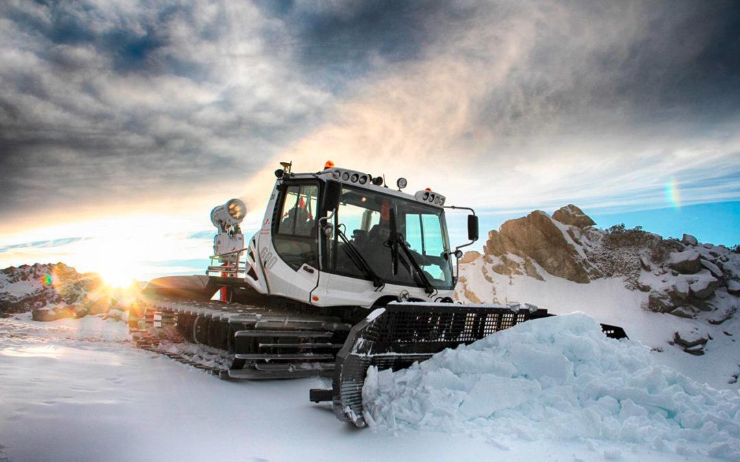 Top-Pisten im Skigebiet: Frau Holle wird's schon richten?