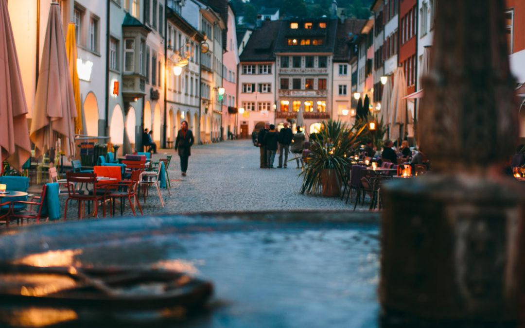 Ausflug nach Feldkirch: Bummeln, Schlemmen und Kultur