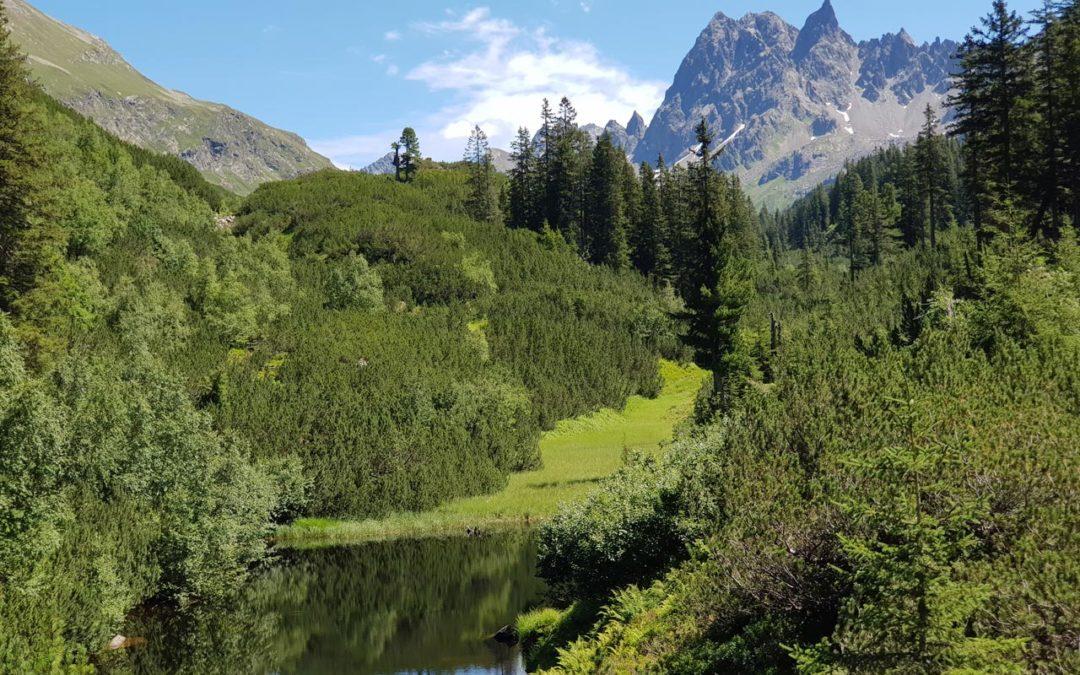 Unsere TOP 5 Tipps: Schwere Bergtouren im Montafon