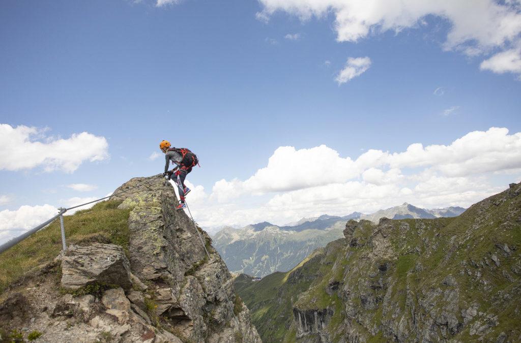 Klettersteige im Montafon: Abenteuer für Anfänger und Profis